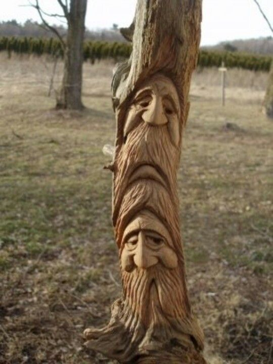 Stix and stones woodcarvings