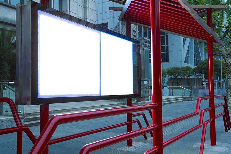 De 25 bedste id er om panneau publicitaire led p for Ecran publicitaire exterieur