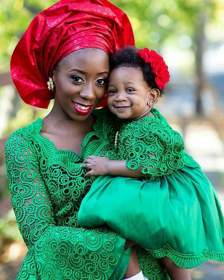 Adorables!African State Of Mind