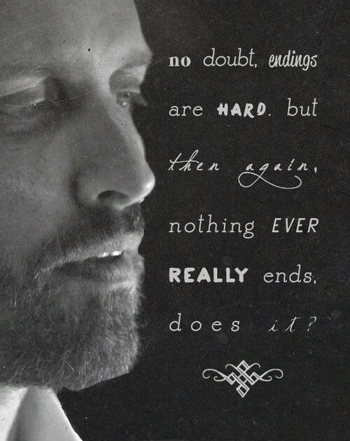 Supernatural Death Quotes: 17 Best Sad Supernatural Quotes On Pinterest