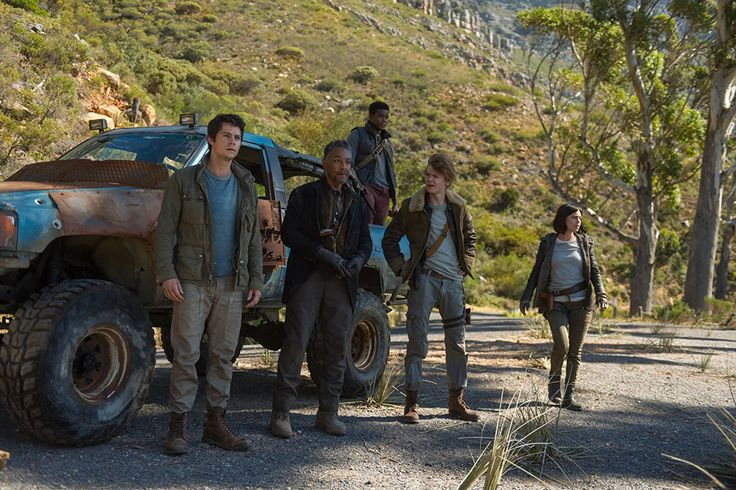 Maze Runner: The Death Cure (2018) on IMDb: Movies, TV, Celebs, and more...