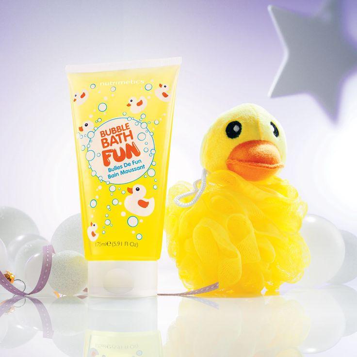 Bubble Bath Fun 175ml