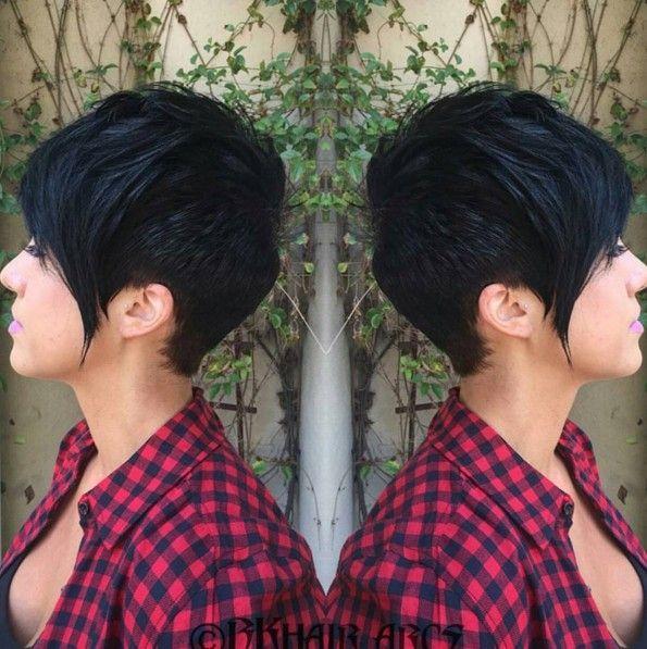 Capas Pixie Haircut -