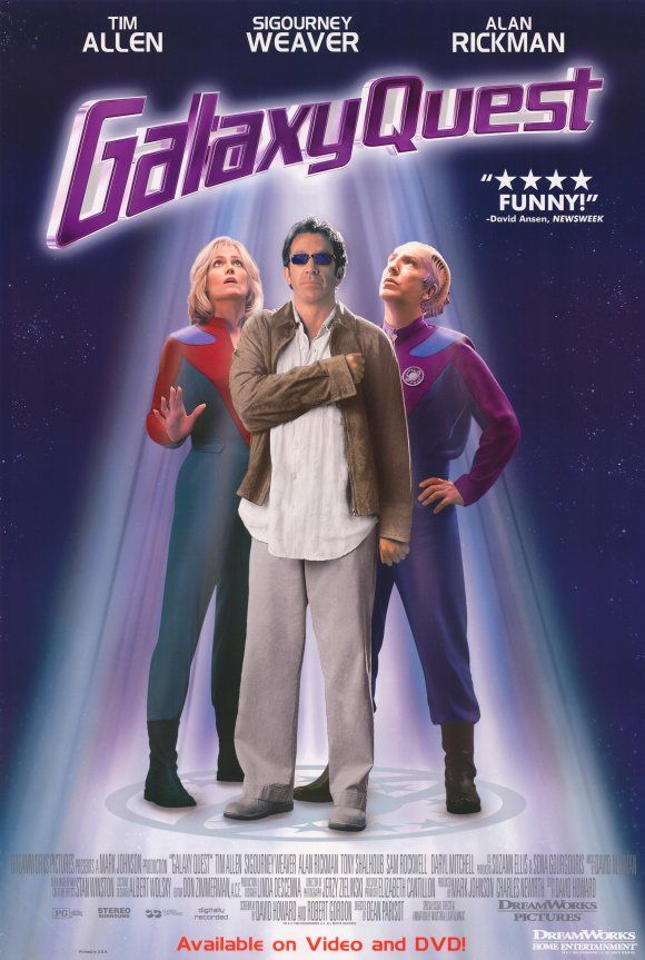 Top 10 Sci-Fi movies: Galaxy Quest