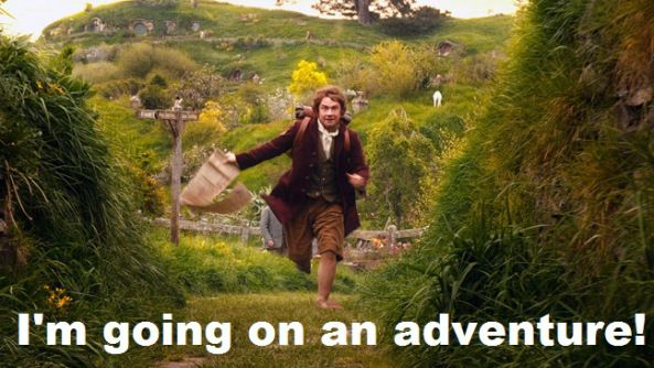 Lord Of The Rings Adventure Quotes