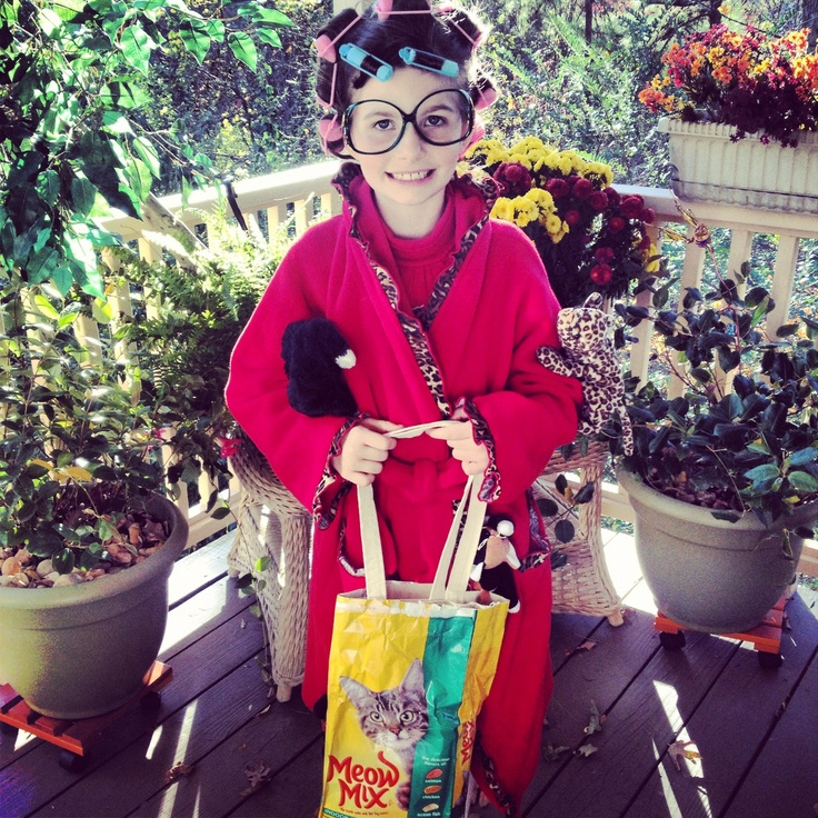 Crazy Halloween Decorations: 25+ Best Ideas About Cat Lady Costume On Pinterest