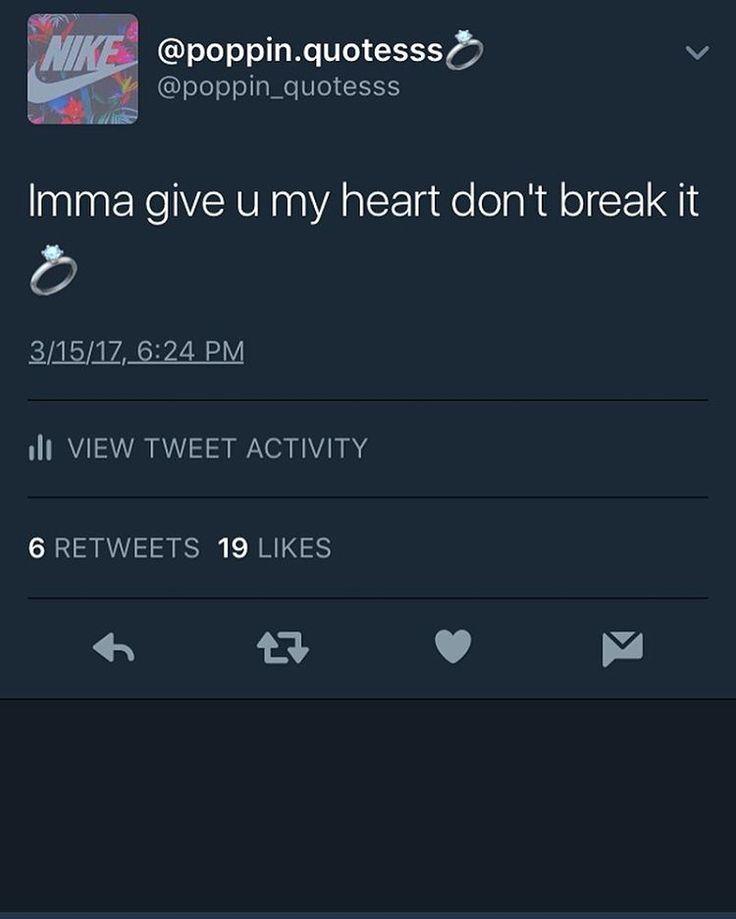 They Gon Break It - A