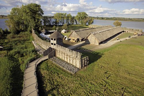 Biskupin is the most famous archeological site in Poland and one of the best…