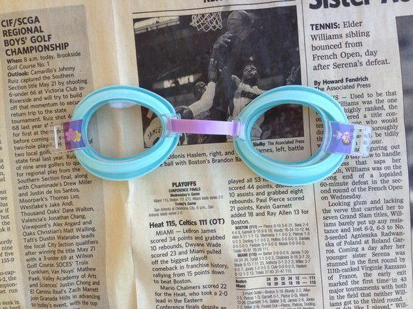 diy steampunk goggles | DIY! Steampunk Goggles Tutorial! « Read Less