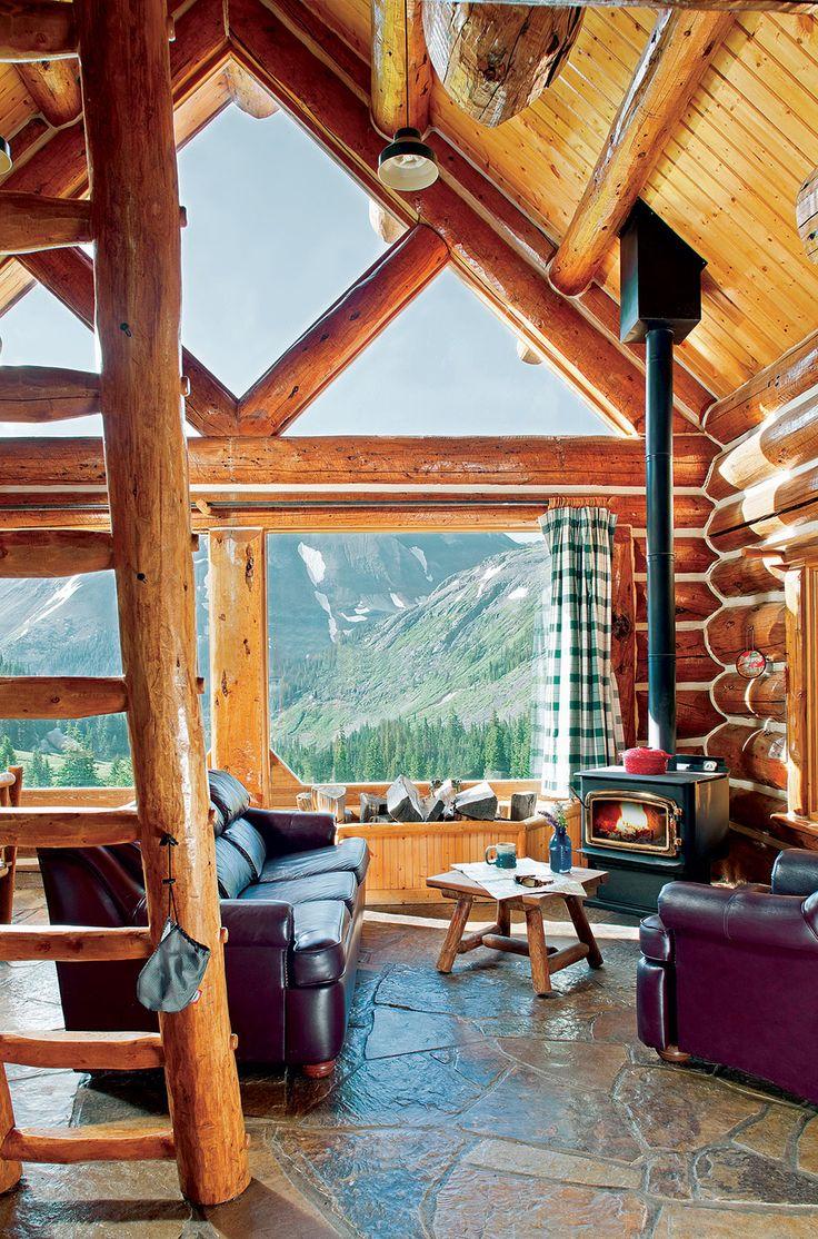 Inspiring Small Log Cabin Designs