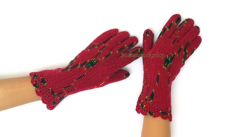 Red Black Yellow Gloves with fingers Red Black Women's Gloves with Fingers Girl's Finger Gloves Fingerless Gloves Wrist Warmers Knit Gloves by MittensSocksShop on Etsy https://www.etsy.com/no-en/listing/513847943/red-black-yellow-gloves-with-fingers-red