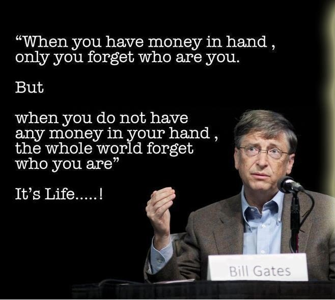 Bill Gates On Education Quotes: 31 Best Famous Inspiring Quotes Of Bill Gates Images On