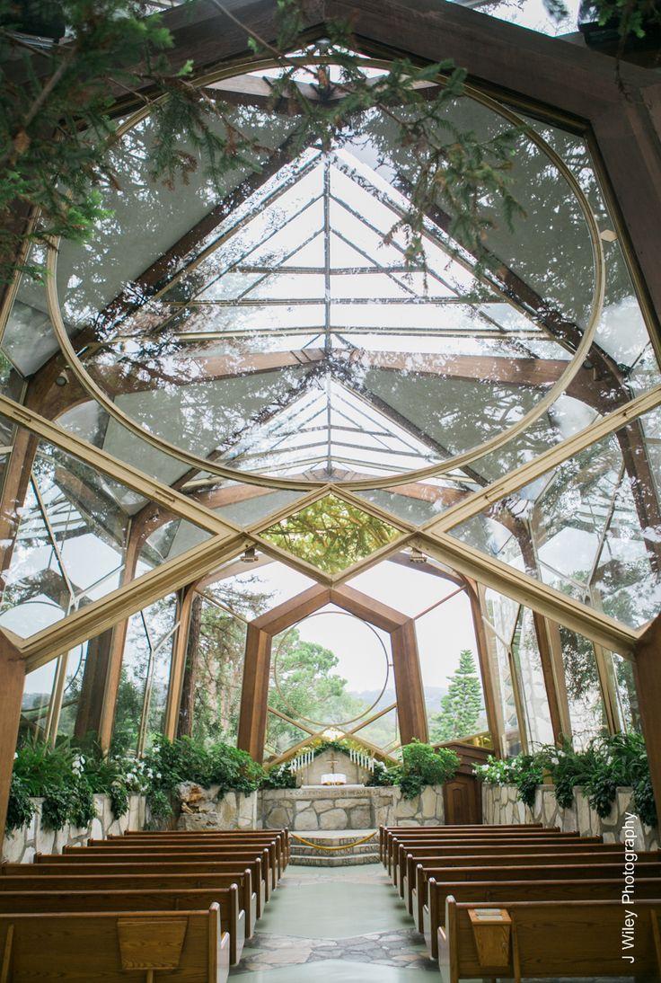 Wayfarers Chapel Wedding Rancho Palos Verdes J Wiley