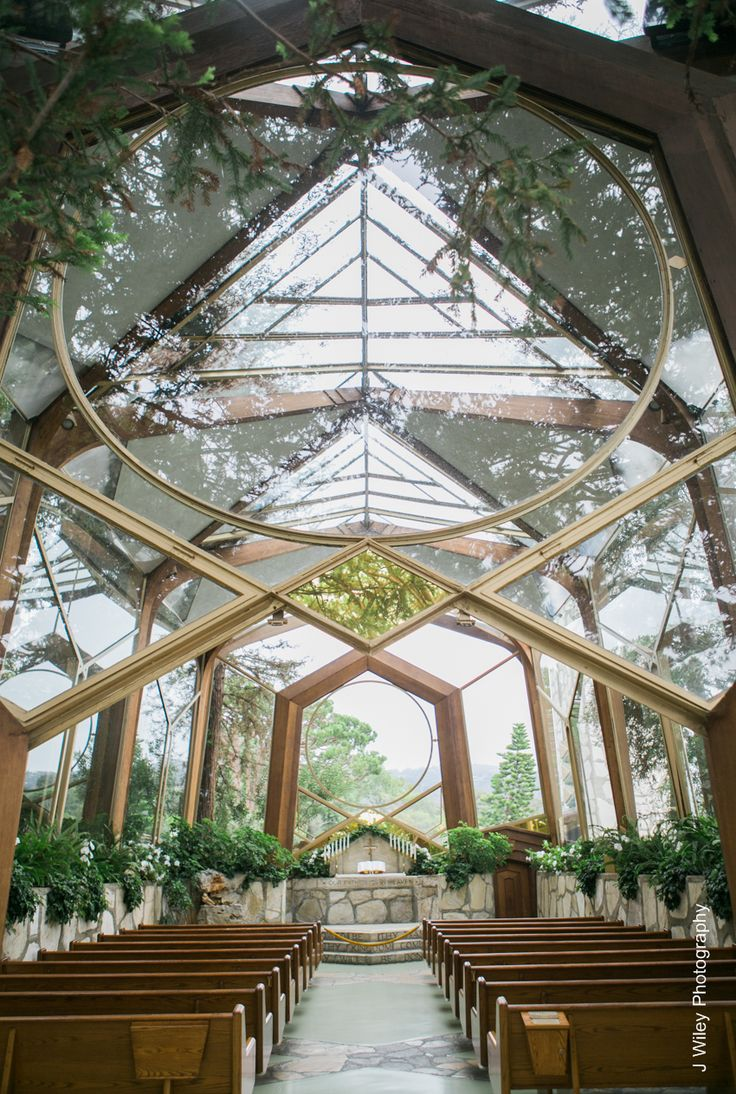 Wayfarer's Chapel Wedding | Rancho Palos Verdes | J Wiley Photography