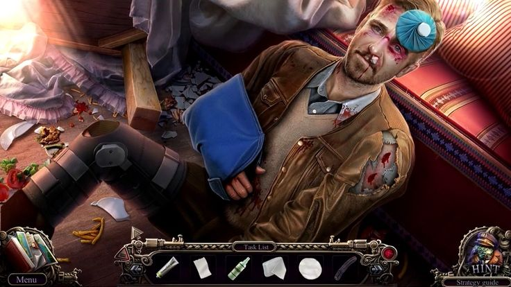 Wounded passengers need your help! As the representative of the next-gen casual Hidden Object games, Train to Hellswich Collector's Edition includes gripping images and will keep you delighted from starting to colophon.