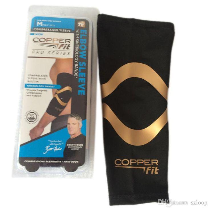 Copper fit sports gauntlets elbow multifunction brace