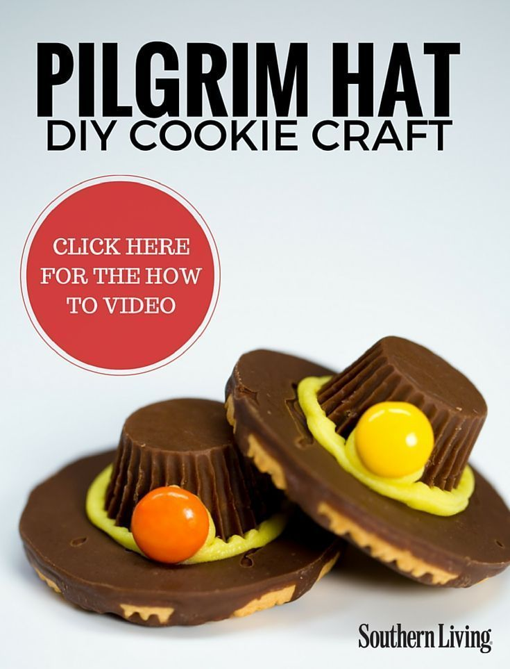 Cookies and peanut butter cups are the base for these easy-to-make, festive treats.