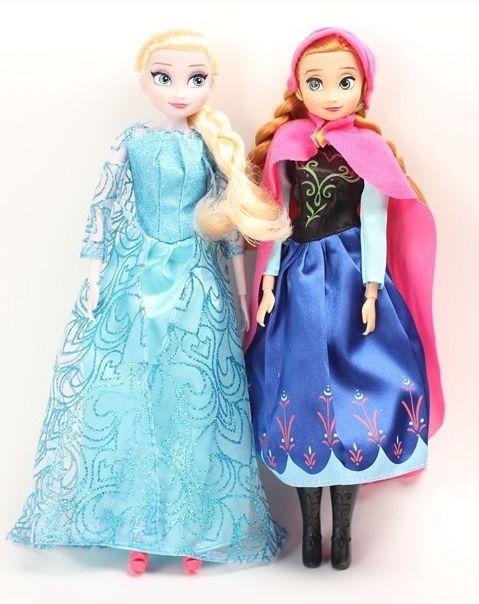 http://www.bonanza.com/listings/FREE-SHIPPING-2PCS-Lot-Frozen-Princess-Dolls-11-5-Elsa-Anna-12-Joint-Moveable/215519474