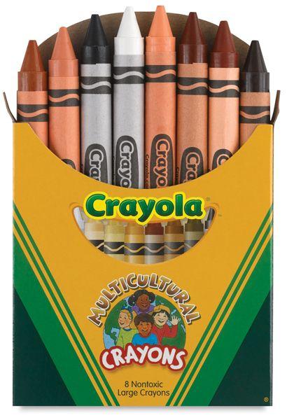 multicultural crayons | Crayola Multicultural Crayons - Home Design Ideas | Interior Design ...