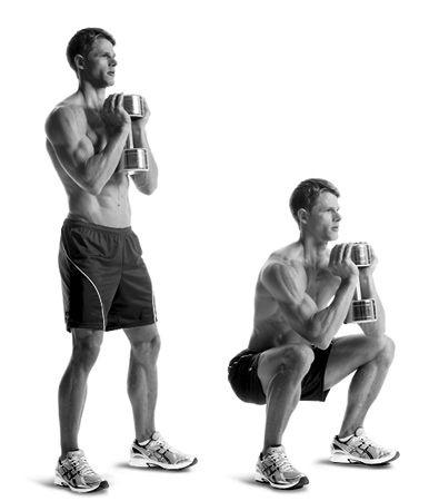 The Spartacus Workout | Men's Health