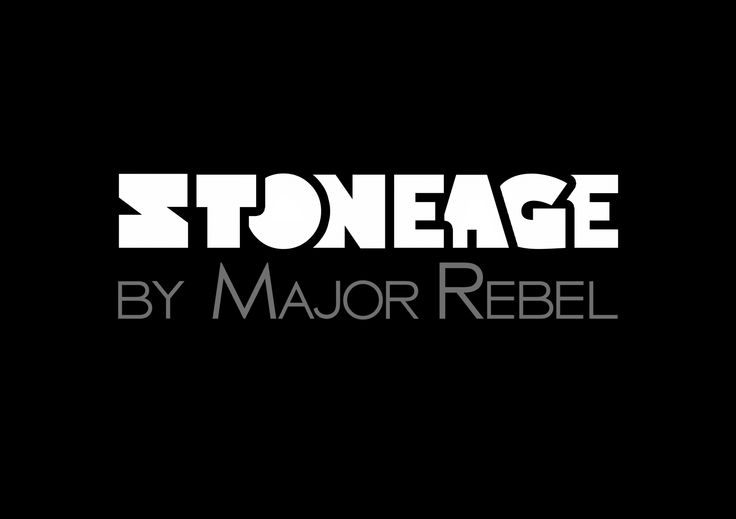 Stoneage by MAJOR REBEL