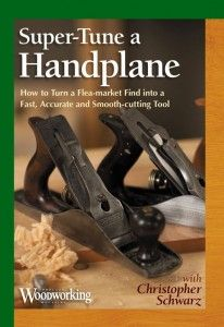 Christopher Schwarz shows you how to clean up and tune up a flea-market handplane (or an inexpensive handplane) so that it performs like a premium tool. #Sale #EditorsPick