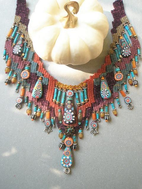 necklace gypsy, AowDusdee