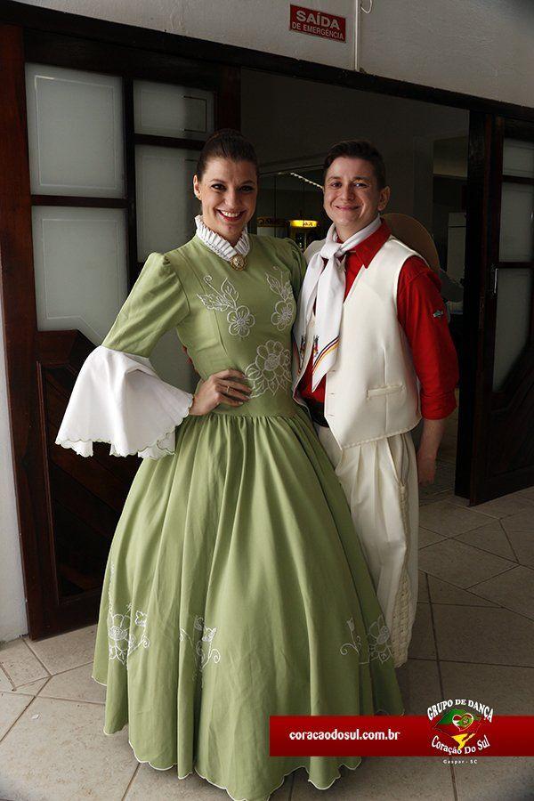 Grupo de Dança - Coração do Sul - Gaspar Santa Catarina