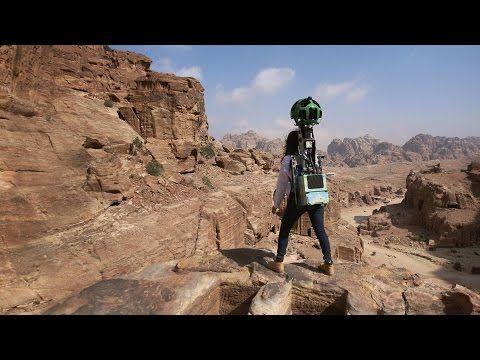 Trek di Street View: Petra - Informazioni - Google Maps – Informazioni – Google Maps