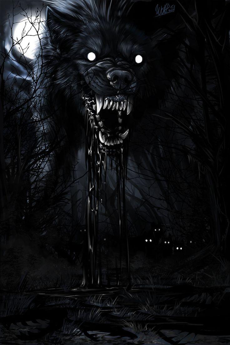 Fear by WolfRoad.deviantart.com on @DeviantArt