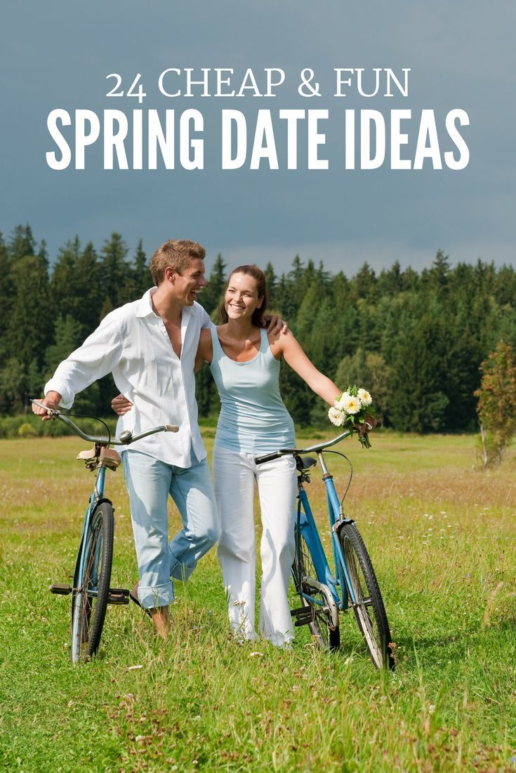Spring date ideas in NYC