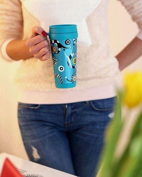 Ofiste çalışmaya dalınca, çayınız buz olmasın! Termos Bardak ile uzun ömürlü çay keyfi  http://www.karincadesign.com/termos