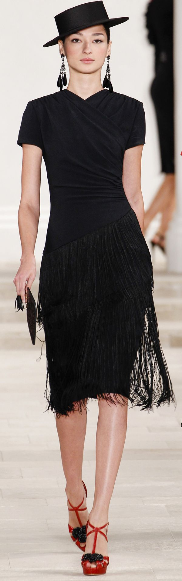 ✜ Ralph Lauren SS 2013 ✜ http://www.vogue.com/collections/spring-2013-rtw/ralph-lauren/review/#