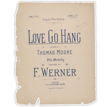 Love Go Hang by Ioan Rosca Nastasescu