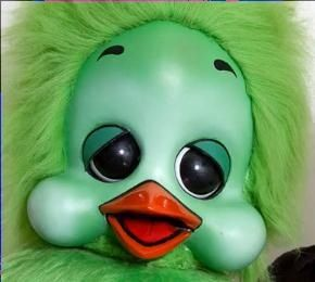 """Orville the Duck....""""I wish I could fly"""""""