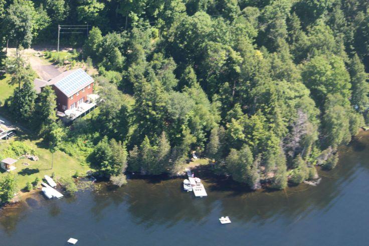 Big Lake House – Big View