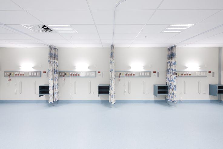 ICU - suspended ceiling