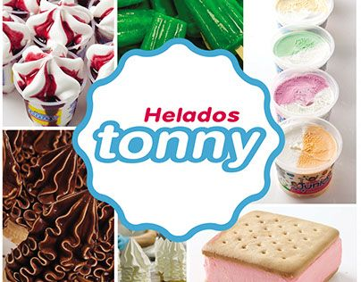 """Check out new work on my @Behance portfolio: """"Brochure Helados Tony"""" http://be.net/gallery/33853482/Brochure-Helados-Tony"""
