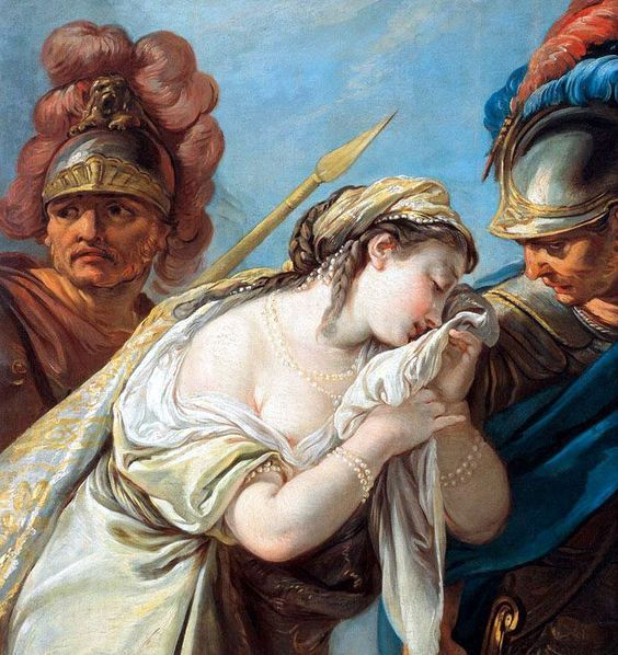 an analysis of achilles in relation to trojan war in the iliad War this paper will conduct textual analysis of in post-trojan war achilles and odysseus they cover only a part of the trojan war: the iliad.