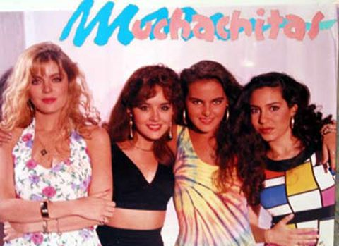 Muchachitas...one of my favorite novelas.