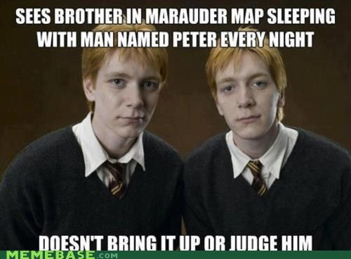 Good Guys Fred and George Weasley