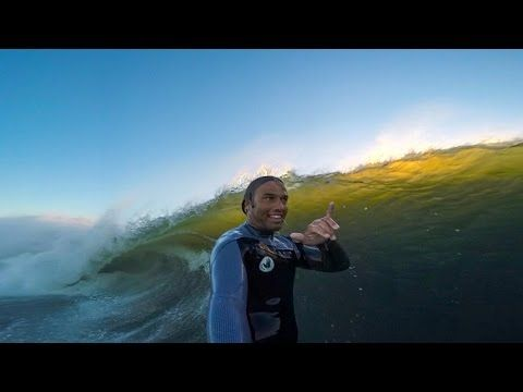 GoPro Surf: Best Wave of 2016 Featuring Anthony Walsh - YouTube