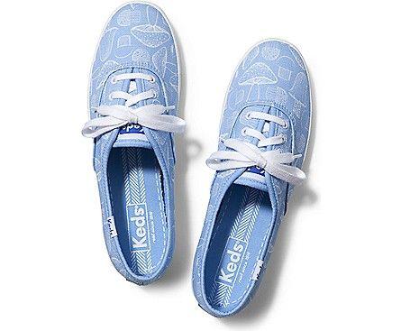 Champion Lin Métallique - Chaussures De Sport Pour femmes / Keds Rose tHxyS