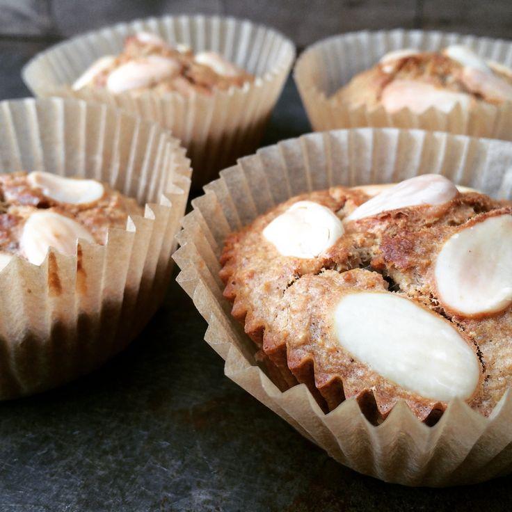 Foodprep! Met dit recept maak je 8-10 ontbijtmuffins. Ideaal wanneer je gezond wilt eten, maar weinig tijd hebt. Enjoy!