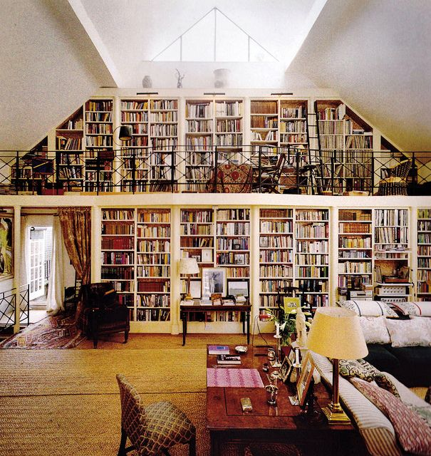 #bookporn #libraries #library: One Day, Bookshelves, Dreams Libraries, Oneday, Dreams Home, Living Rooms, Dreams Houses, Home Libraries, Libraries Design