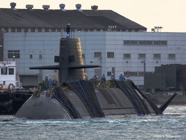 Japan says they're ready to build all submarines for Canberra in Australia