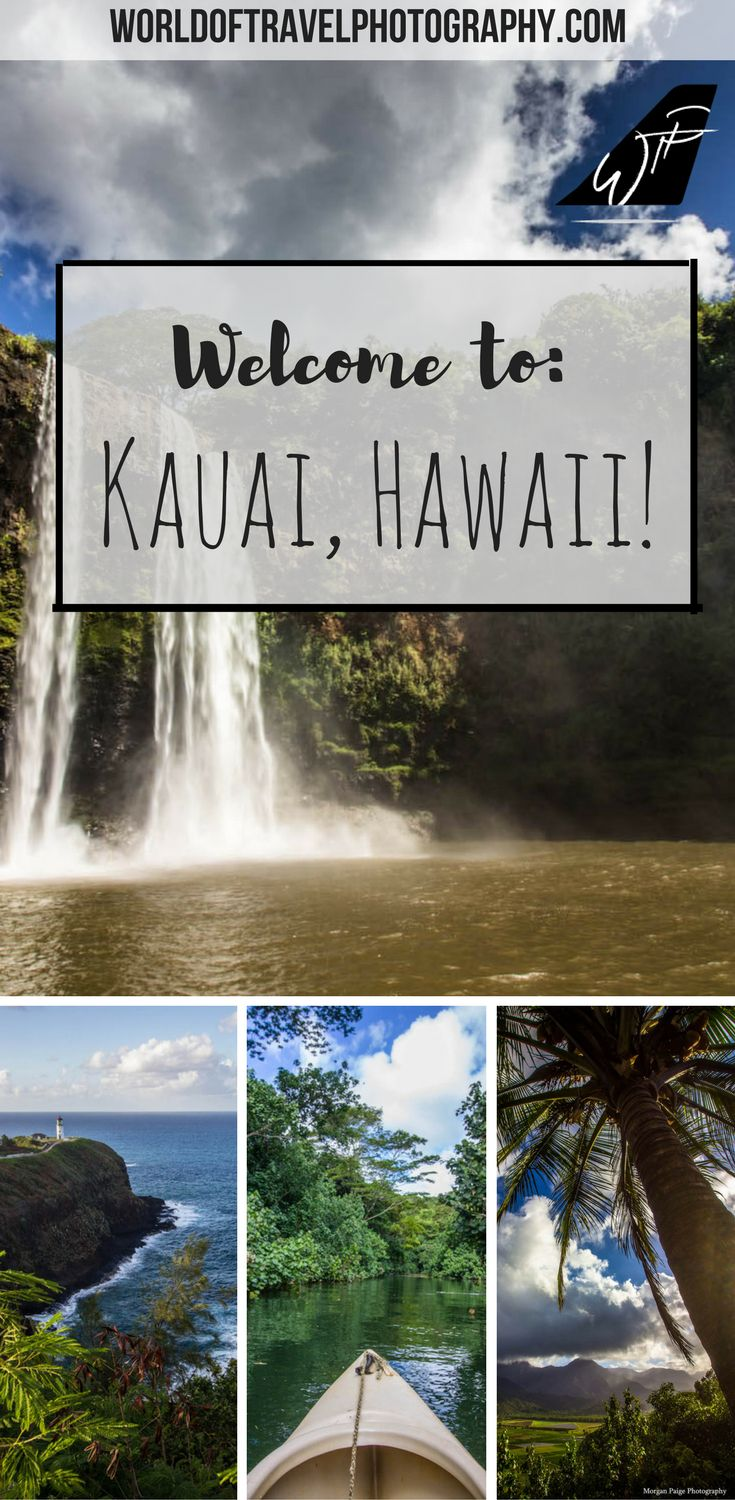 A travel blog and story about a honeymoon in Kauai, Hawaii. Guide to having a great vacation on this wonderful island paradise with plenty of amazing pictures of Kauai and Hawaii in general. #Kauai #Hawaii #Travel #Guide #Blog