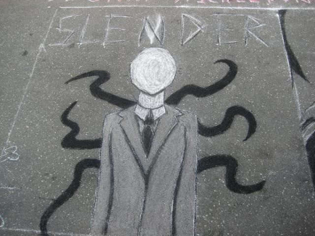 10 Things You Ought to Know About Slender Man: Slender Man Is a Snappy Dresser