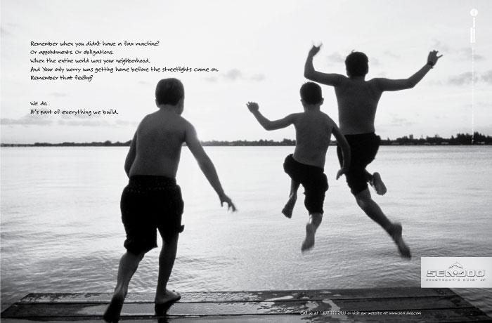 """SEA•DOO - """"Jump"""""""