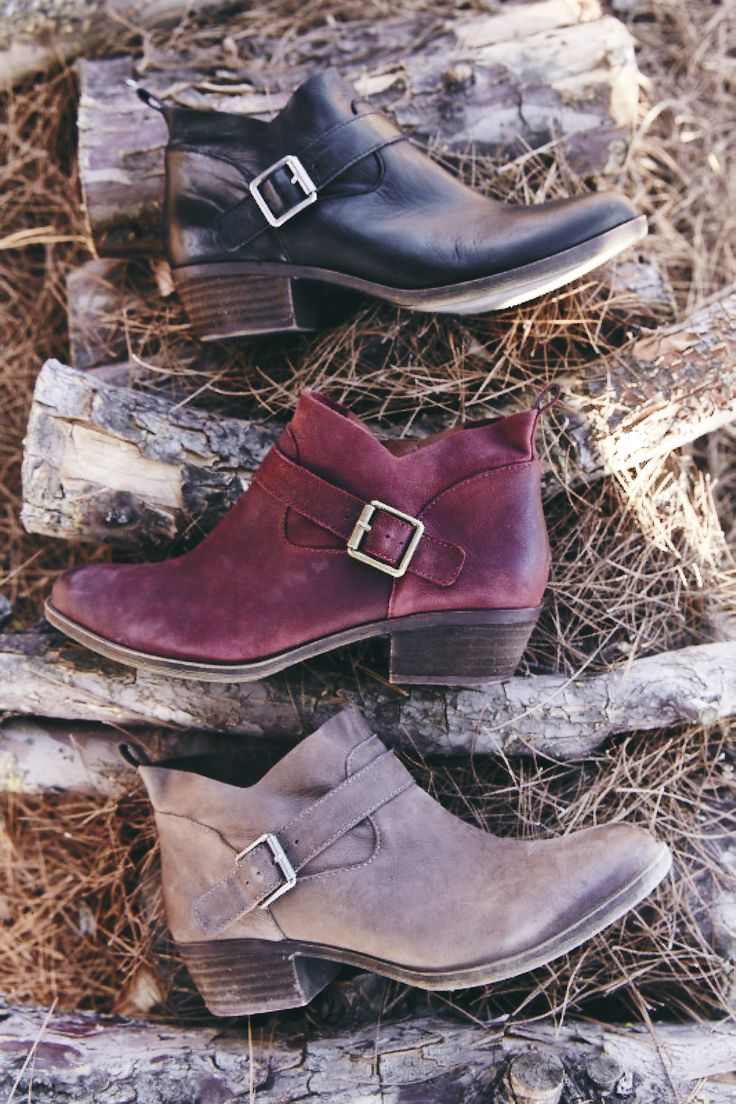 Our new boots & booties have places to go and the outdoors to see!